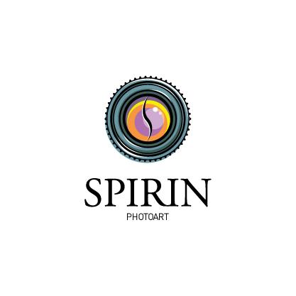 Logo Spirin Photoart
