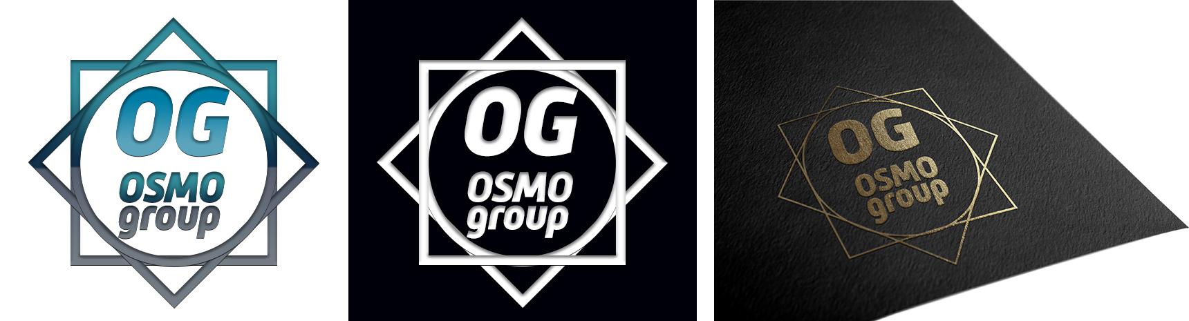 Создание логотипа для строительной компании OSMO group  фото f_21859b6255663e2c.jpg