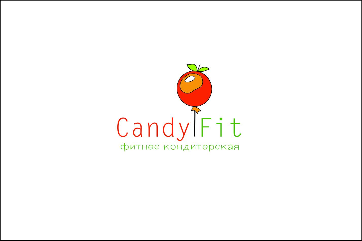 "Разработать логотип для ""CandyFit"" фото f_12051e1dc9237307.jpg"