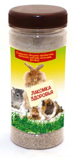 Дизайн этикетки на ПЭТ-банку лакомства для домашних грызунов фото f_80853a7dd2704ea0.jpg