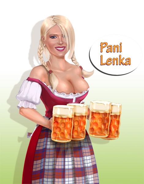 Пани Ленка