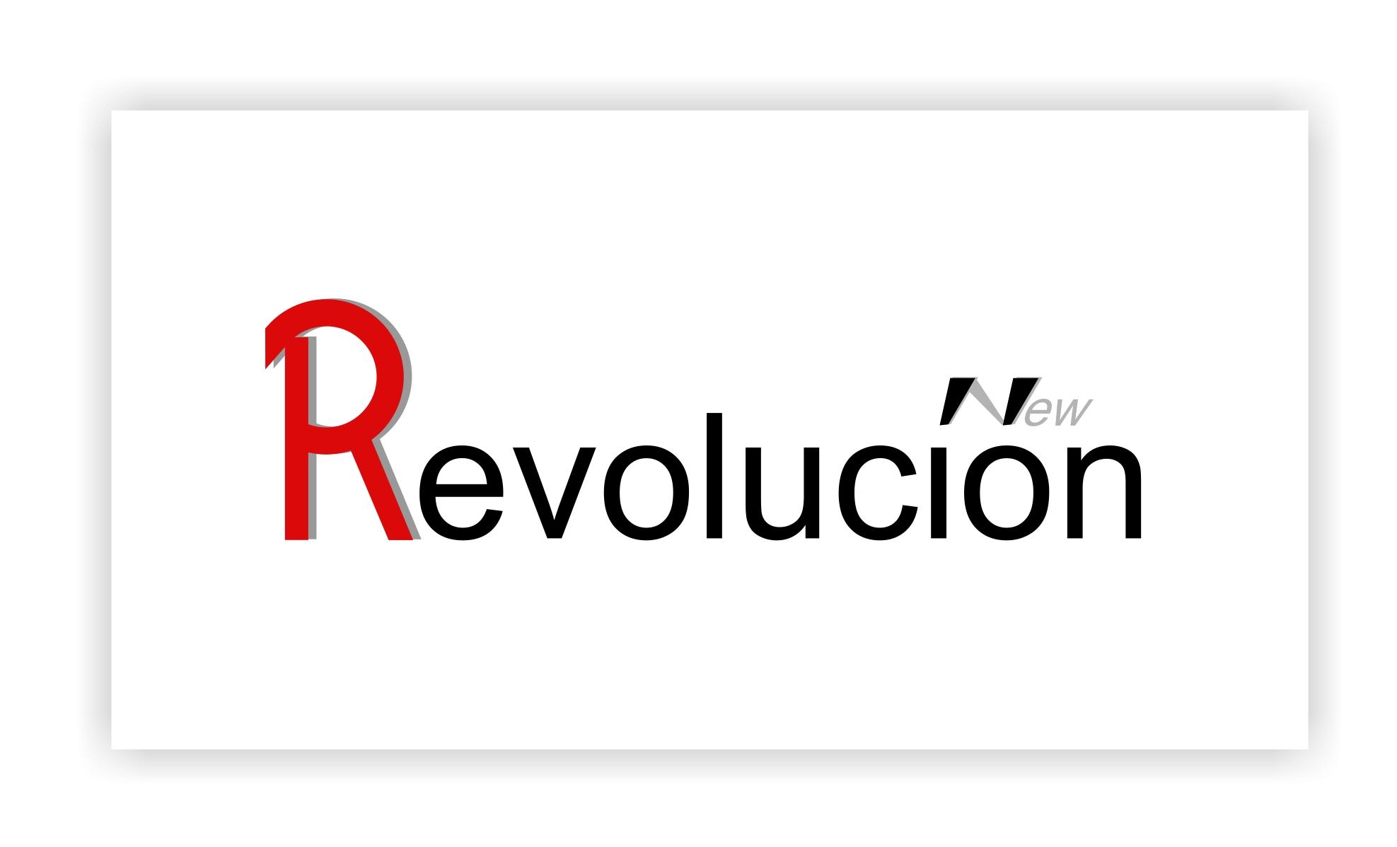 Разработка логотипа и фир. стиля агенству Revolución фото f_4fb8ddb55a342.jpg