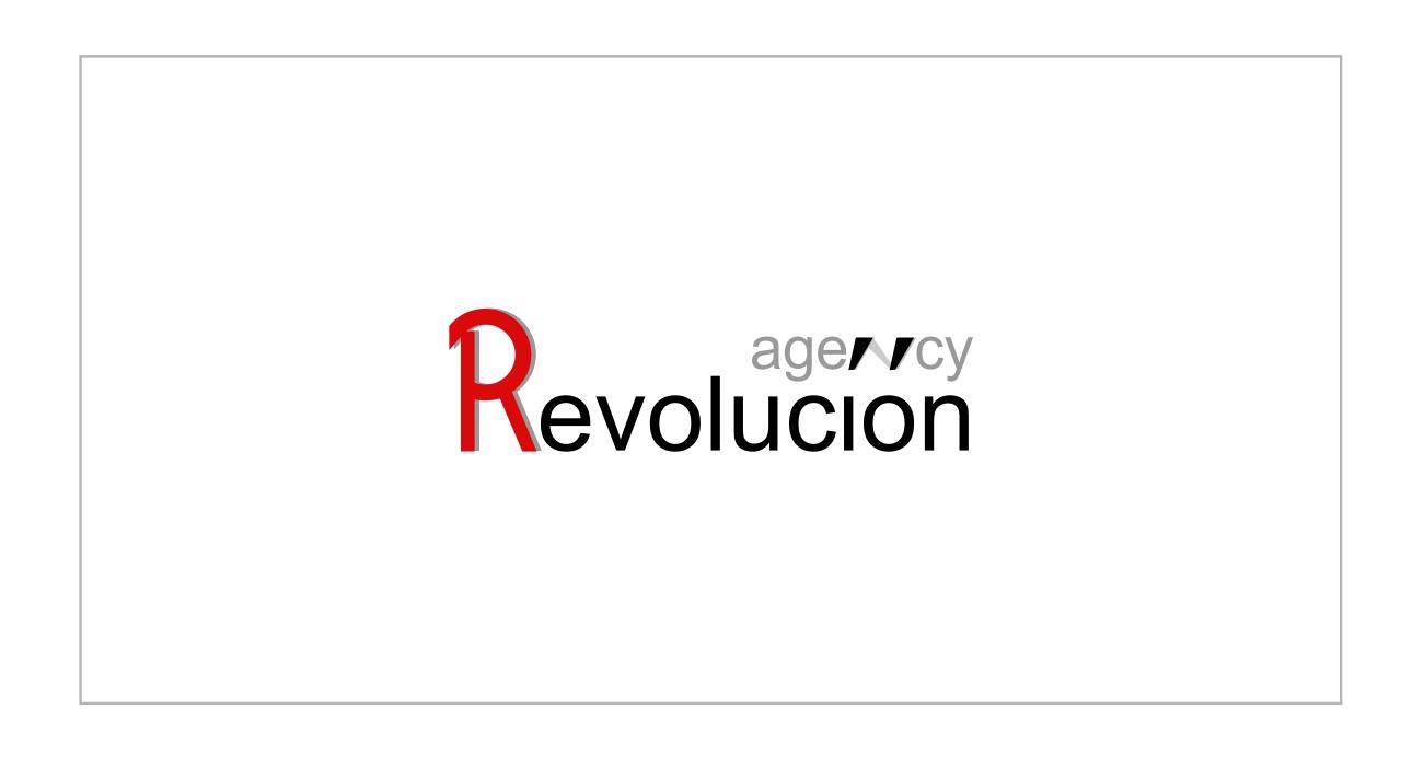 Разработка логотипа и фир. стиля агенству Revolución фото f_4fb95c65b4bb6.jpg