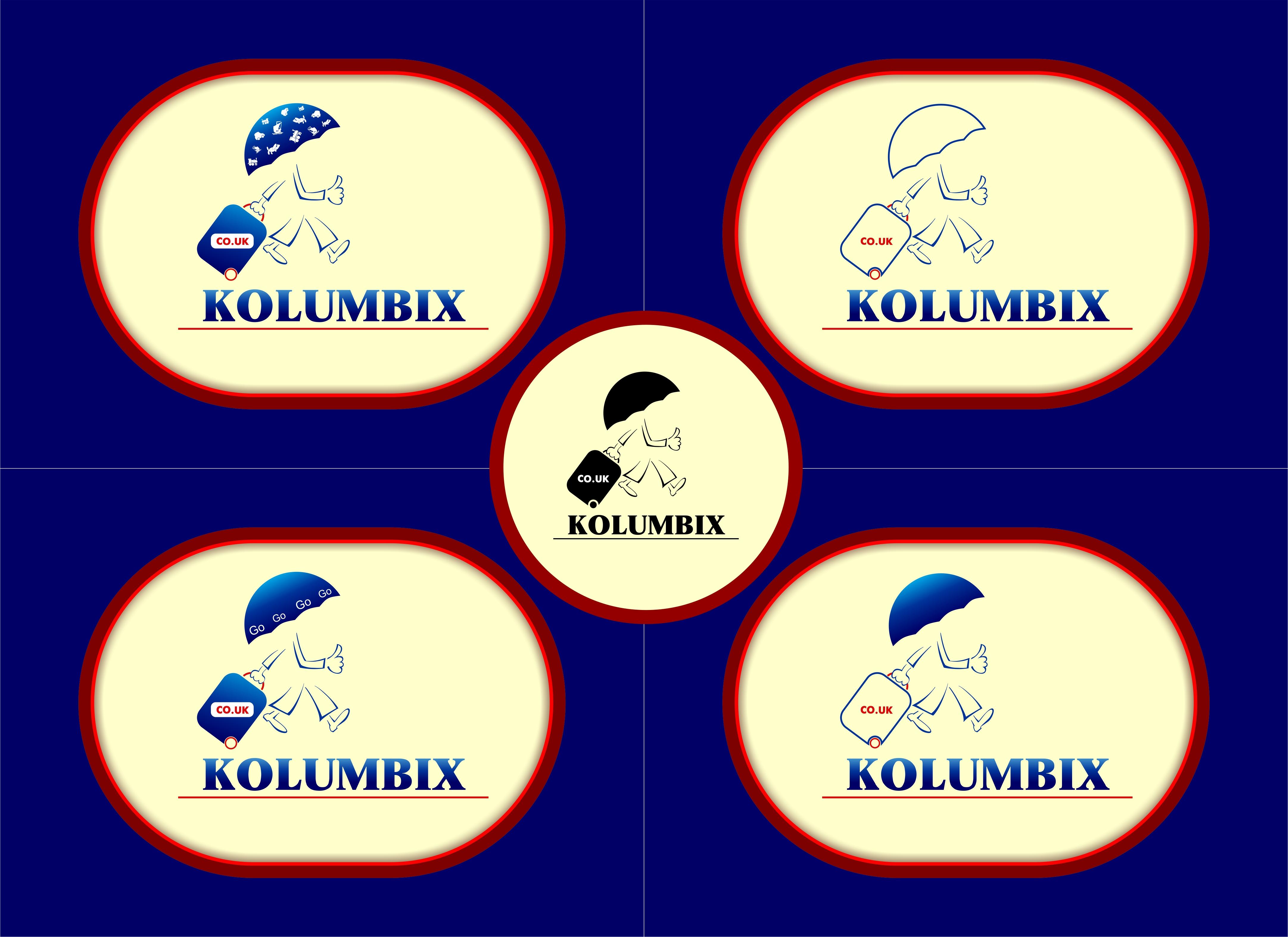Создание логотипа для туристической фирмы Kolumbix фото f_4fb967381a10e.jpg