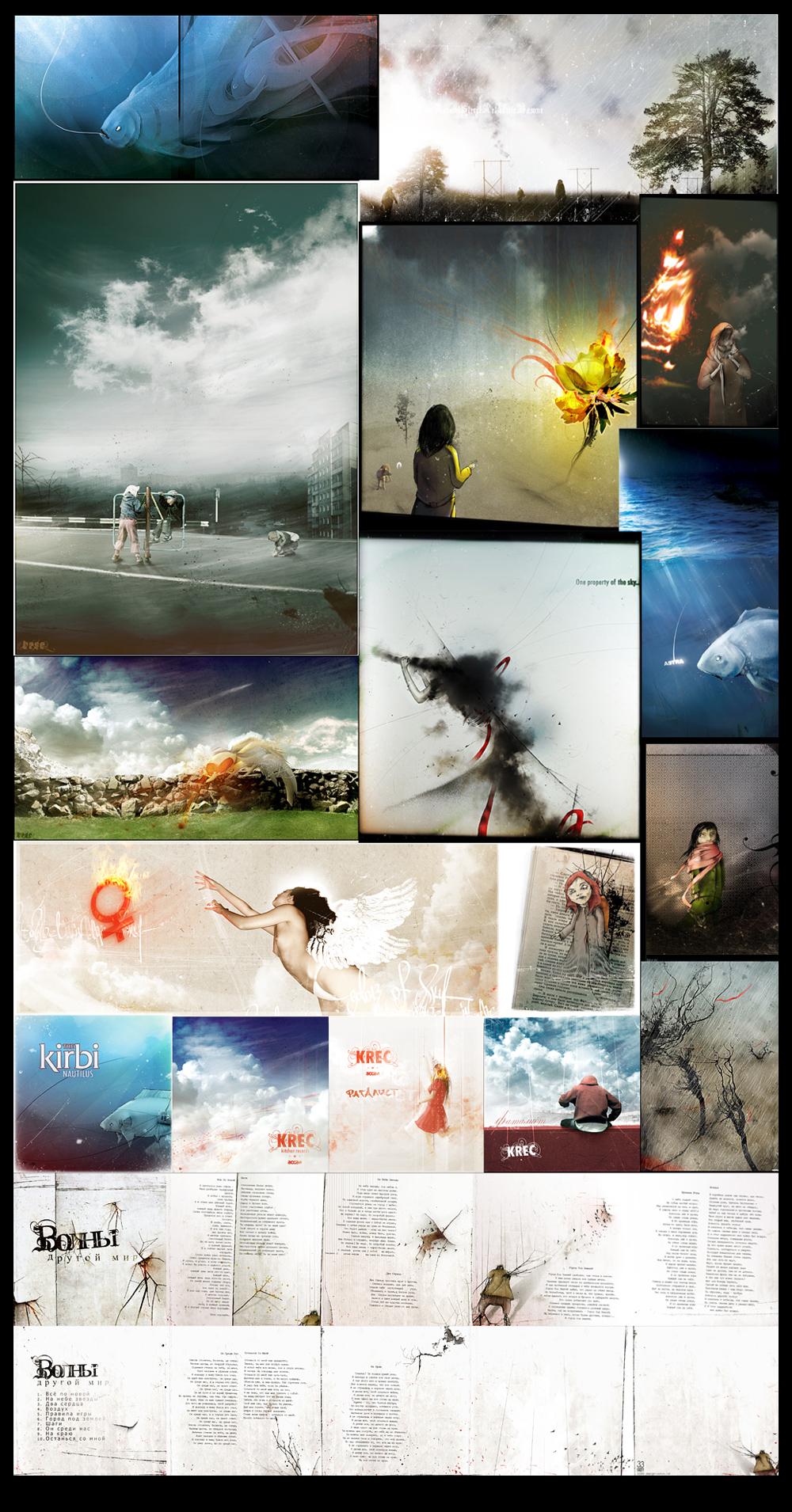 портфолио | иллюстрации,полиграфия  -1мб