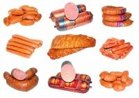 Подготовка колбасных изделий к каталогу.
