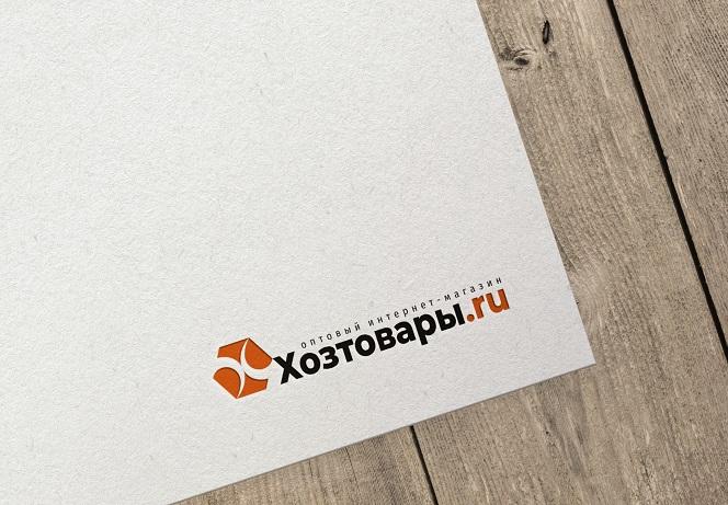 Разработка логотипа для оптового интернет-магазина «Хозтовары.ру» фото f_54960701505b1fc8.jpg