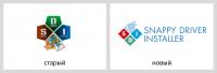 """Ребрендинг логотипа """"Snappy Driver Installer"""""""