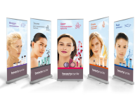 banners beautycycle / Amway