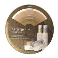 ARTISTRY time def продуктовый буклет, оригинальный дизайн