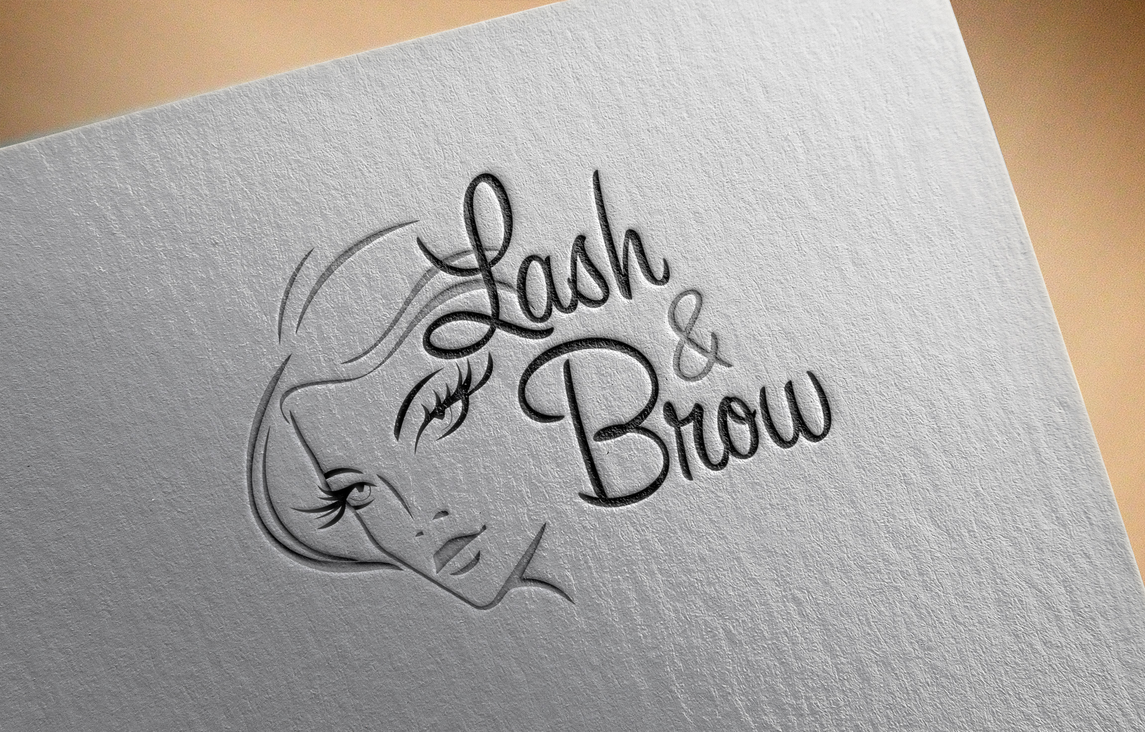 """Создание логотипа мероприятия """"Марафон Lash&Brow"""" фото f_62158f8a810e4e21.jpg"""