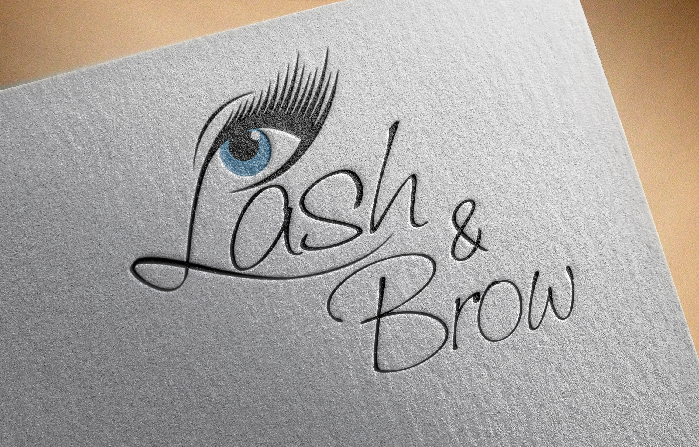"Создание логотипа мероприятия ""Марафон Lash&Brow"" фото f_99558f8ac2a36f59.jpg"
