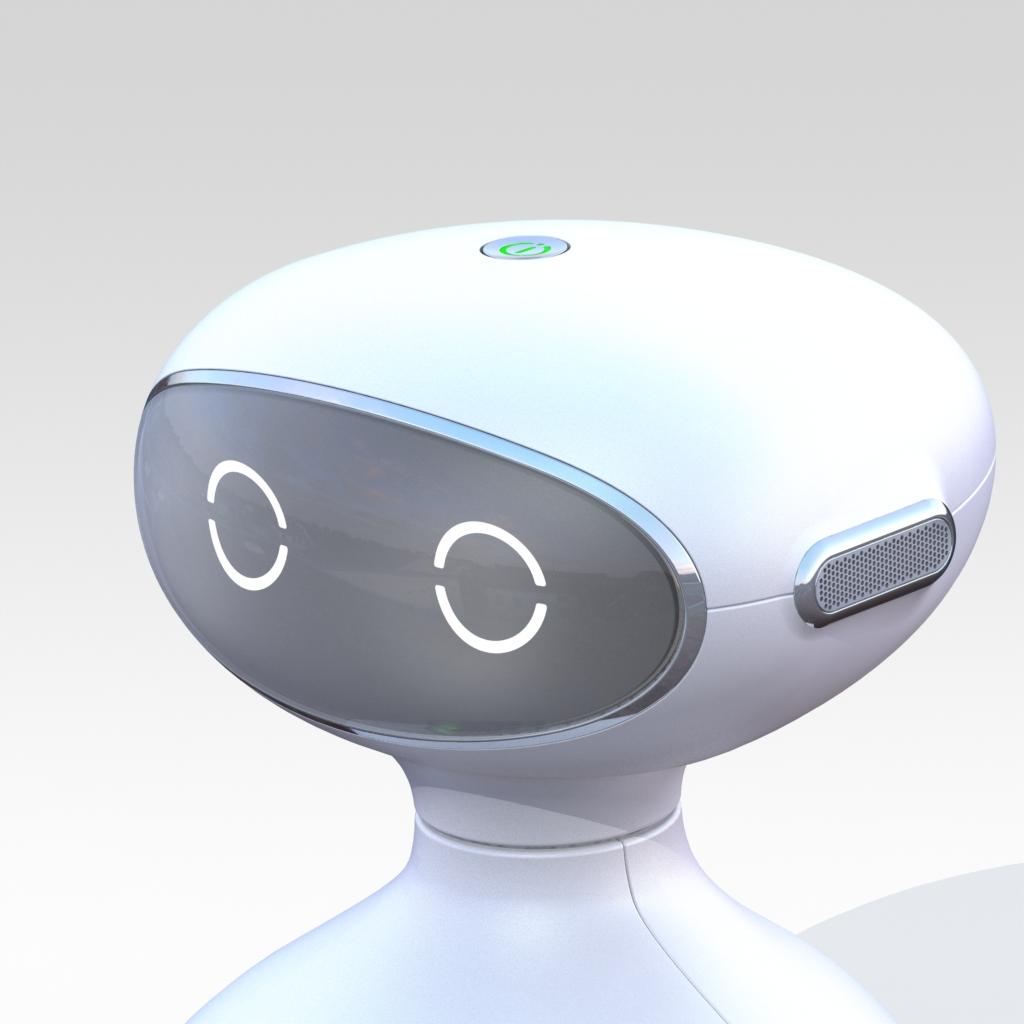 Конкурс на разработку дизайна детского домашнего робота. фото f_7975a7f55f88614a.jpg