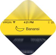Banansi.ru - Заказа еды ОНЛАЙН - Мобильное приложение 1С-Битрикс