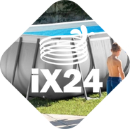 Открыли сеть магазинов Бассейнов IX24.RU