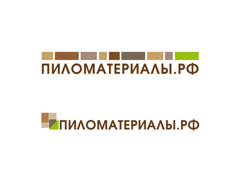 """Создание логотипа и фирменного стиля """"Пиломатериалы.РФ"""" фото f_32352f331e001d37.jpg"""