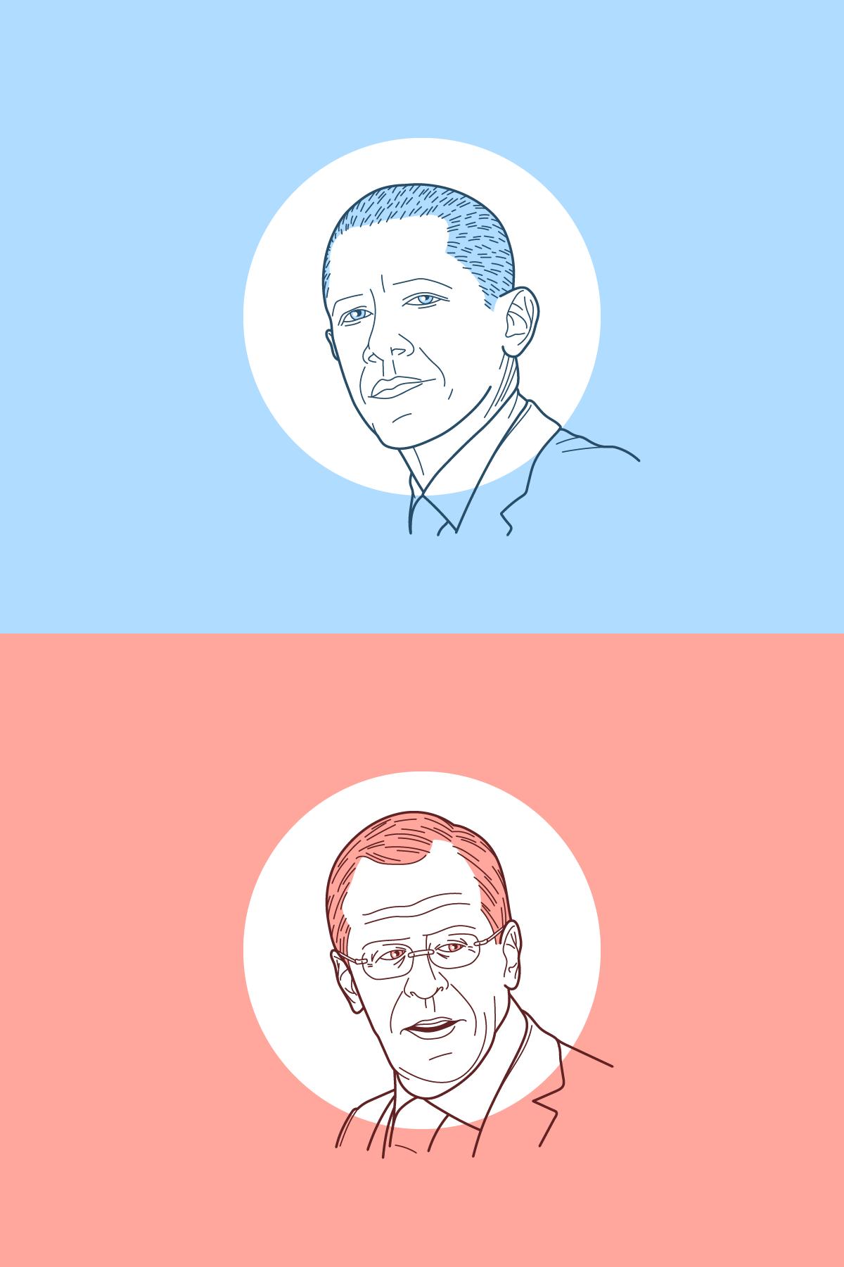 Обама и Лавров
