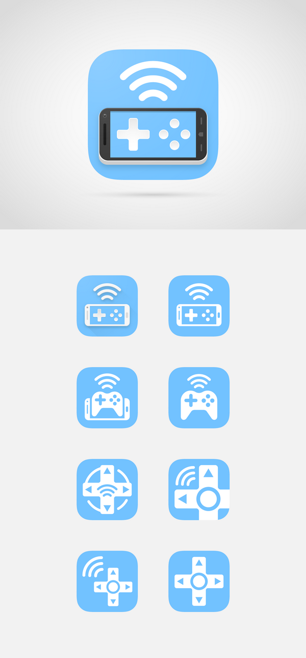 Smartphone Gamepad - Иконка приложения