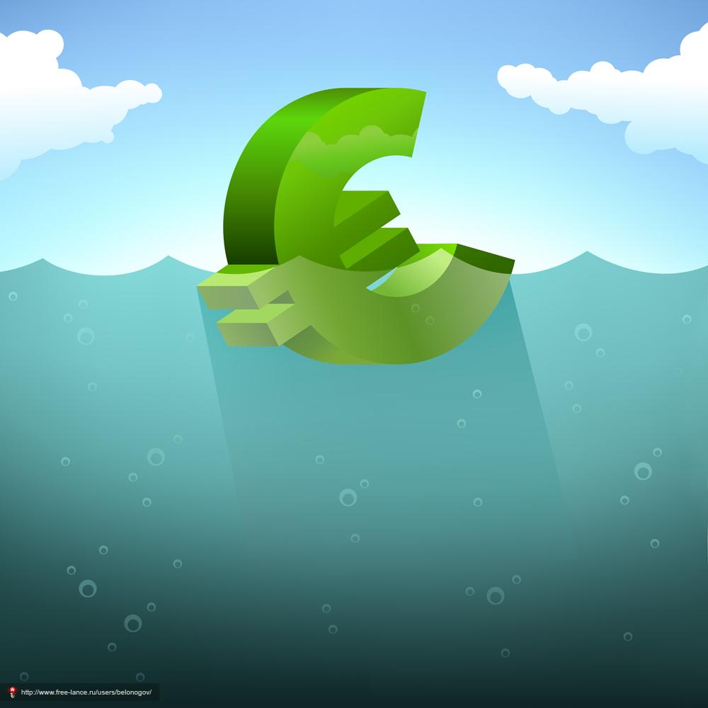 Плавающий курс евро
