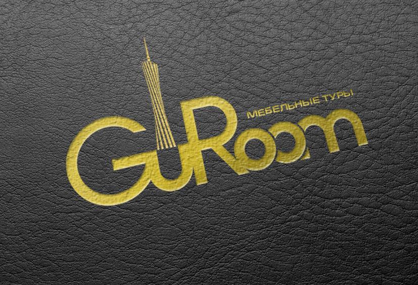 """Логотип """"GuRoom"""""""