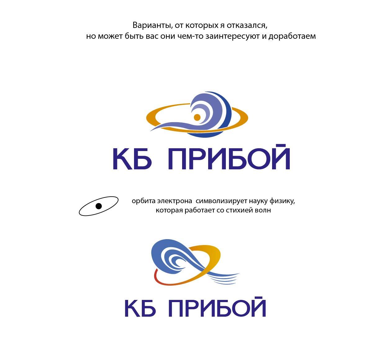 Разработка логотипа и фирменного стиля для КБ Прибой фото f_8405b277c88cb652.jpg