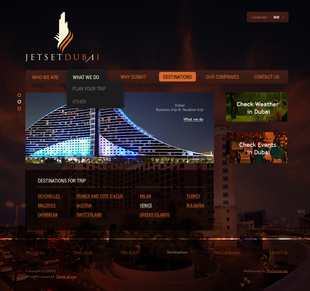 JetSet Dubai