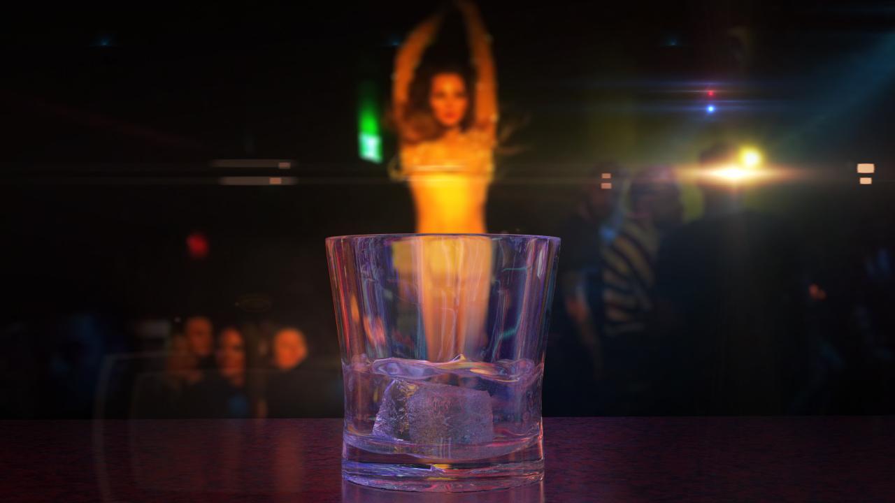 bar cup
