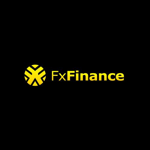 Разработка логотипа для компании FxFinance фото f_668511185b0f0596.jpg