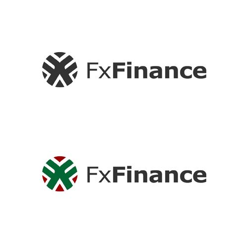 Разработка логотипа для компании FxFinance фото f_8695111827286b7c.jpg