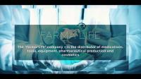"""Бизнес презентация фармацевтической компании """"Farma Life"""""""