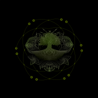 Modular tree иллюстрация