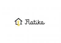Лого для Flatika