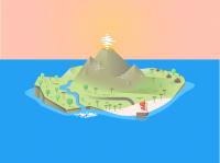Разработка сайта для фирмы путешествий Indotrail