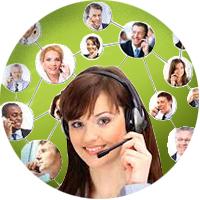Расшифровка разговоров менеджера с клиентами