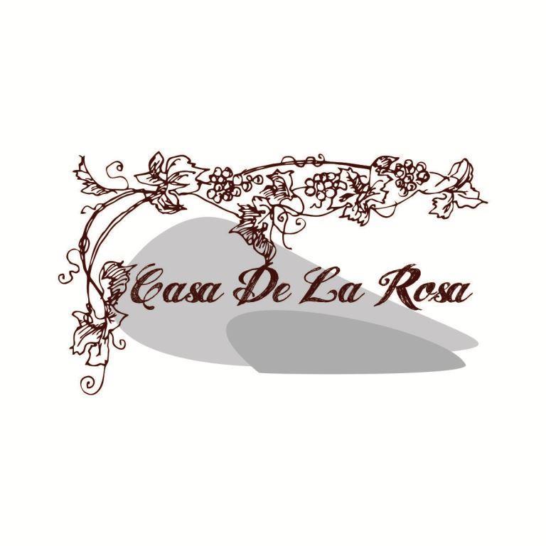 Логотип + Фирменный знак для элитного поселка Casa De La Rosa фото f_4305cd28bce9ffbf.jpg