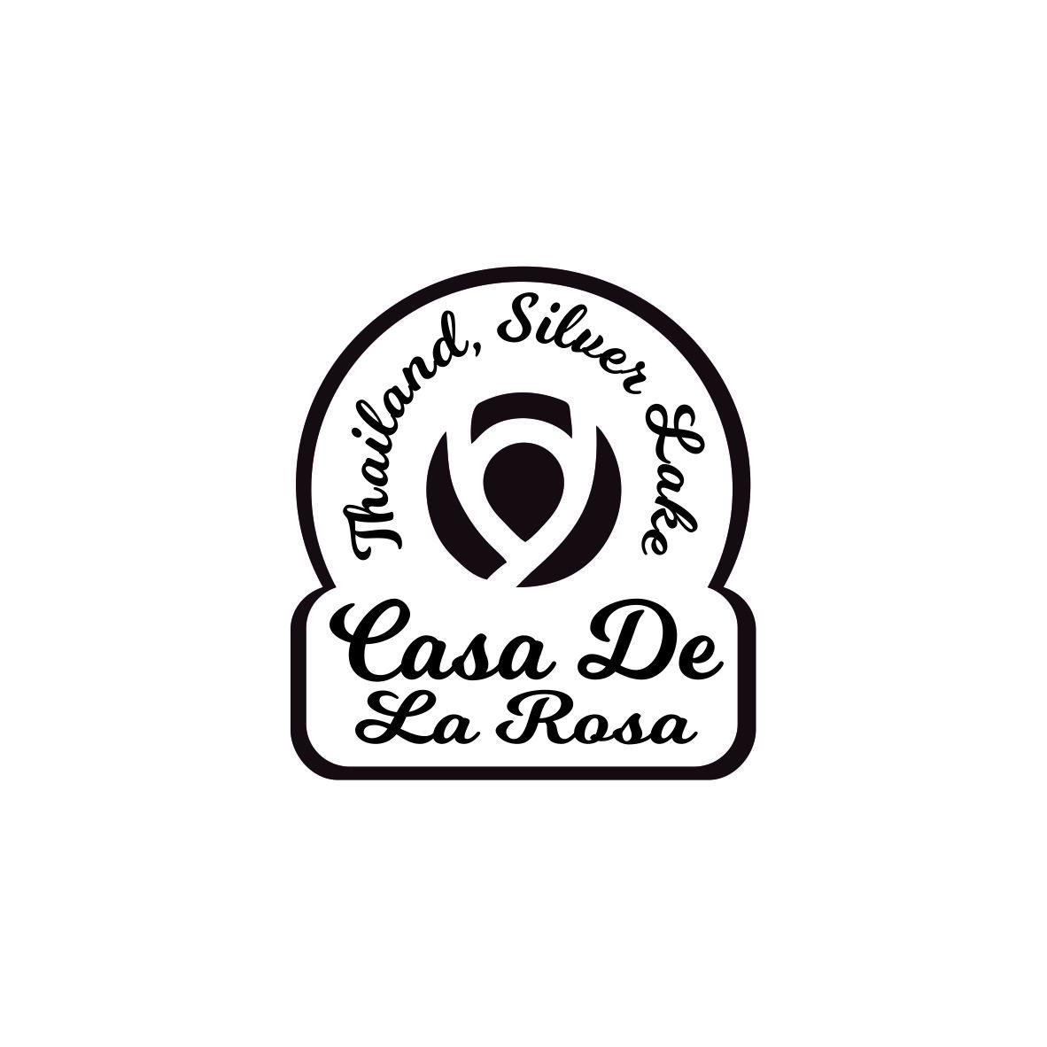 Логотип + Фирменный знак для элитного поселка Casa De La Rosa фото f_5245cd2f7154fc9c.jpg