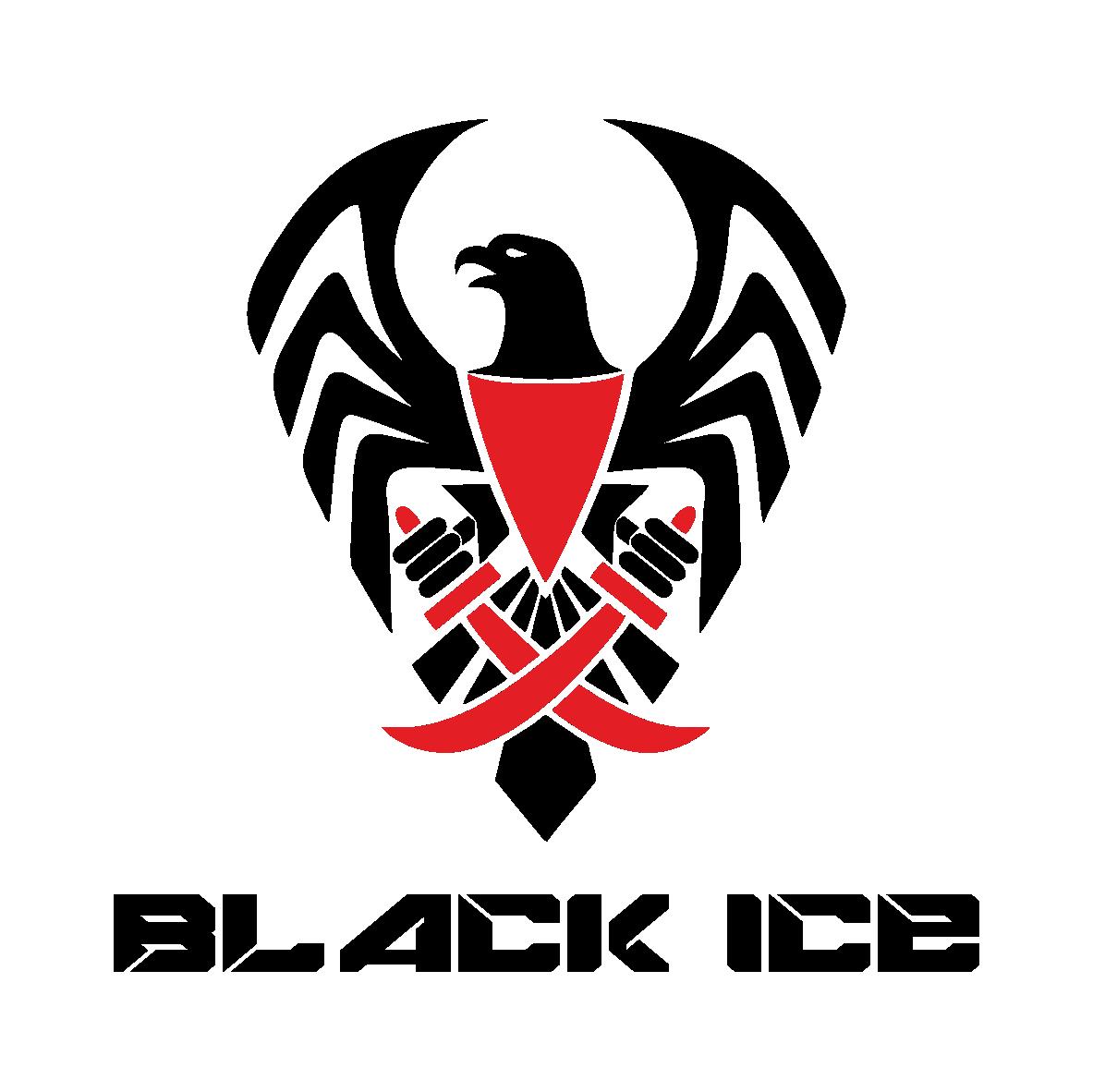 """Логотип + Фирменный стиль для компании """"BLACK ICE"""" фото f_56756df82de113bb.png"""