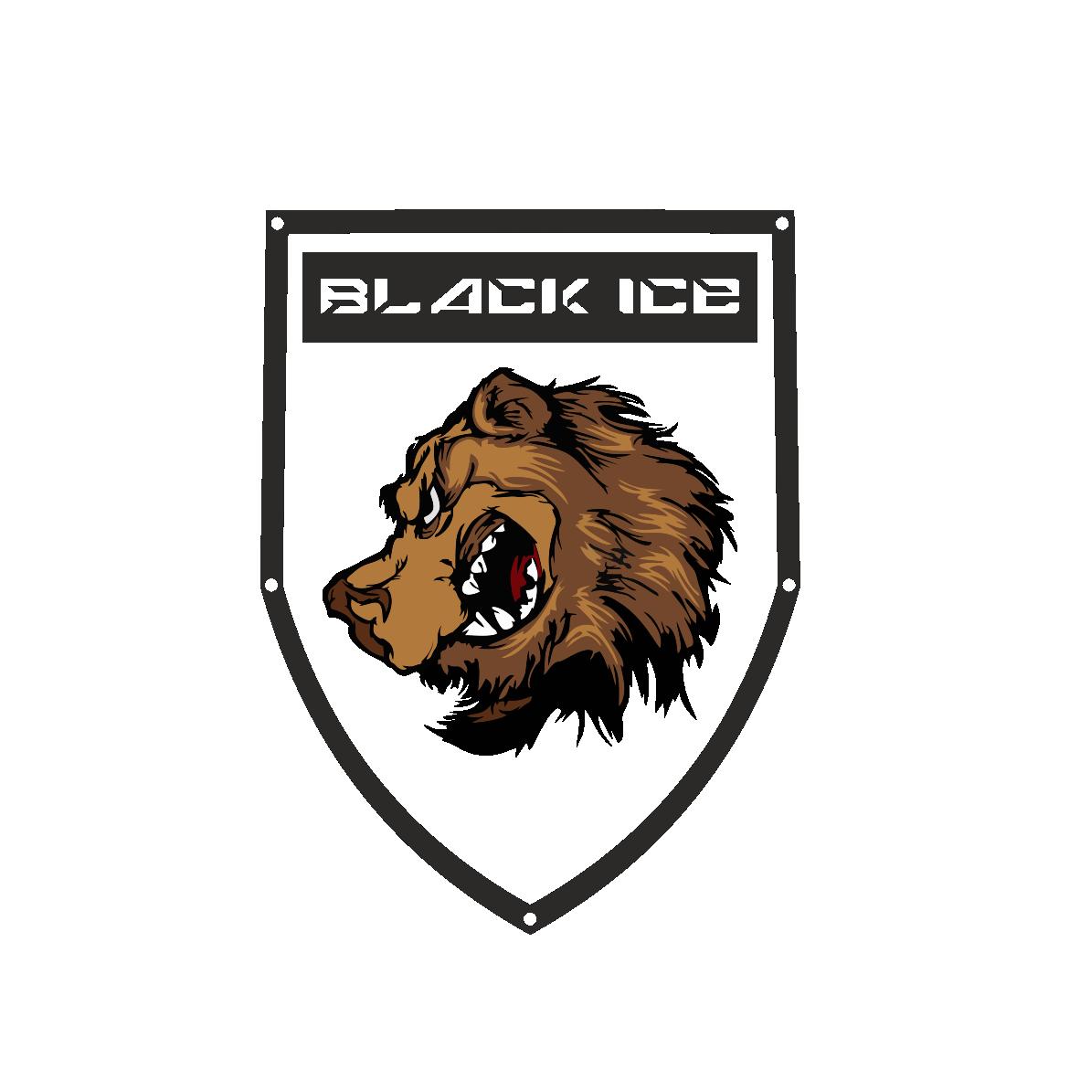 "Логотип + Фирменный стиль для компании ""BLACK ICE"" фото f_57556e00825eb284.png"