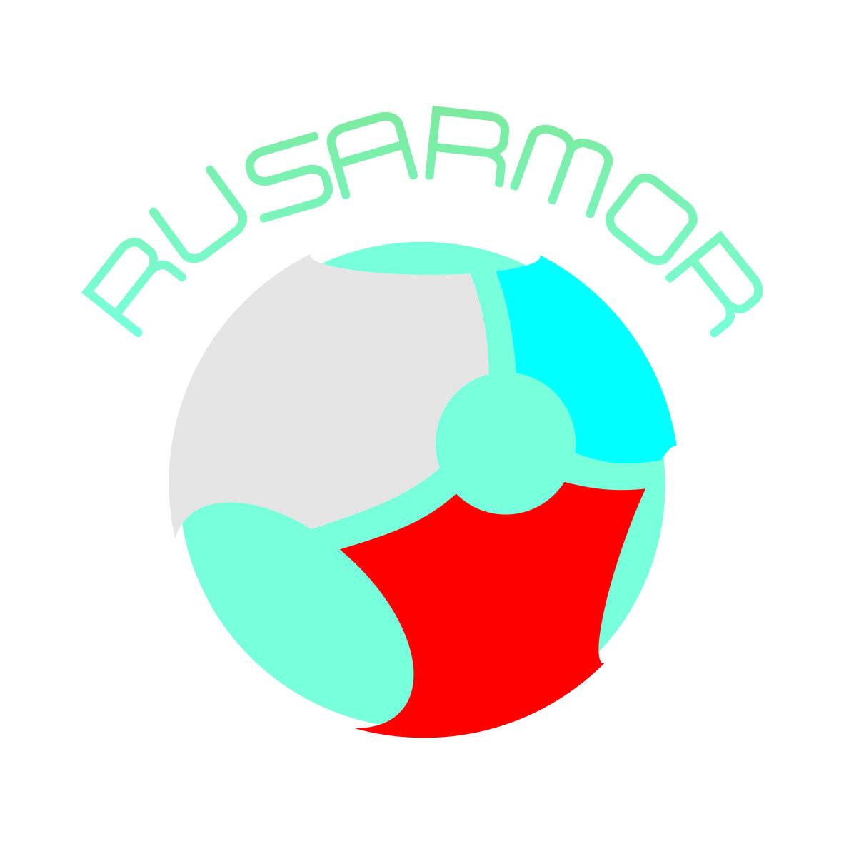 Разработка логотипа технологического стартапа РУСАРМОР фото f_8815a090176bdbcb.jpg