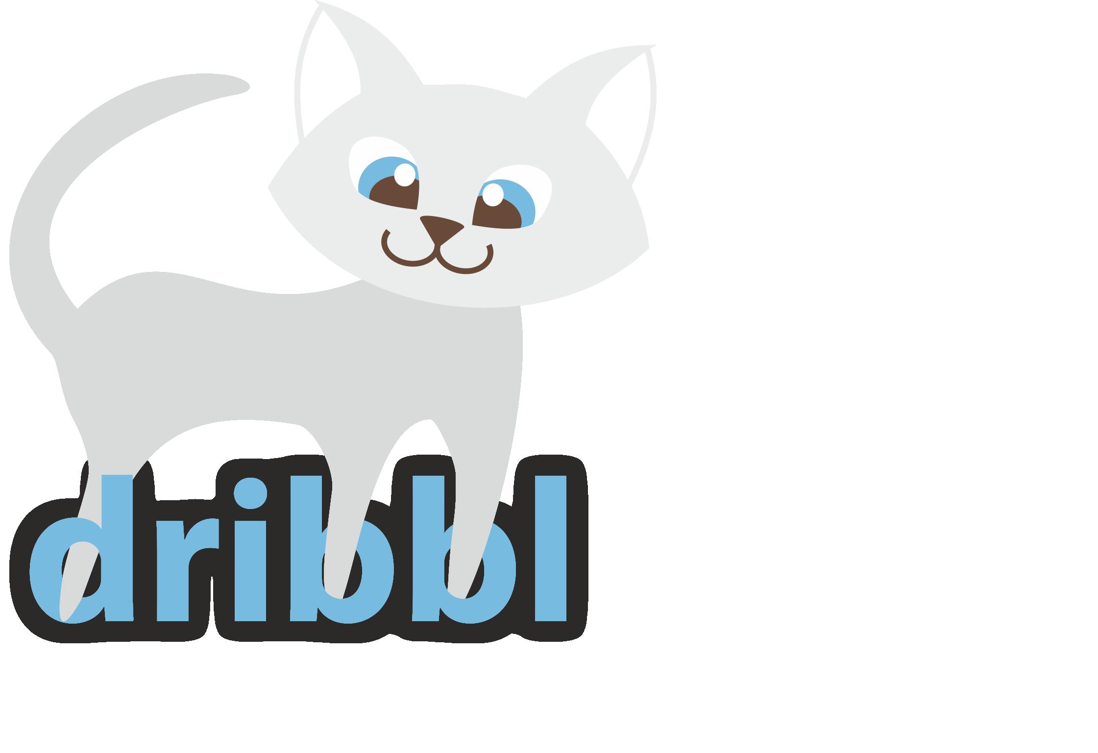 Разработка логотипа для сайта Dribbl.ru фото f_1835a9bde7924f27.png