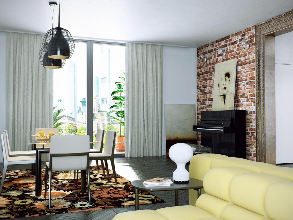 Квартира Франкфурт-на-Майне. вариант 2