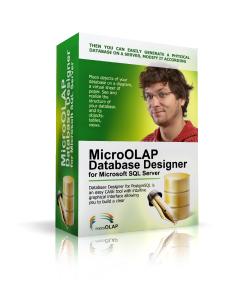 MicroOLAP Database Designer