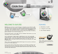 Circle Size