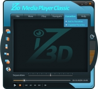 iZ3D Media Player Classic