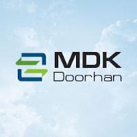Верстка страниц сайта MDK Doorhan
