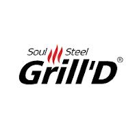 Верстка страниц сайта Grill'd