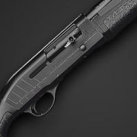 Верстка главной страницы сайта по продаже оружия