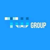 Верстка лендинга компании TW group