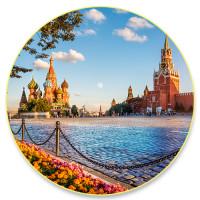 Сохранение исторических памятников, ландшафтов и видов Москвы.