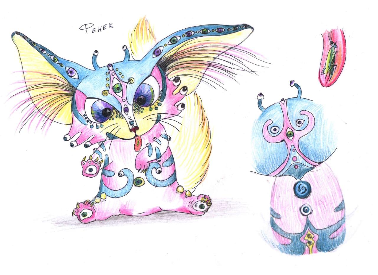 Дизайн 5 мягких игрушек фото f_0735cbcb938bf2bb.jpg